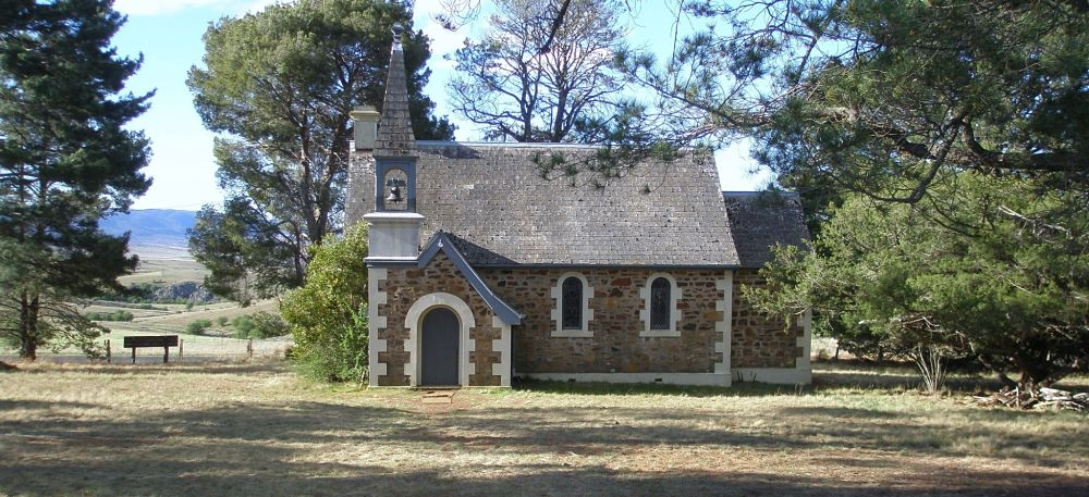 The Rural Anglican Church