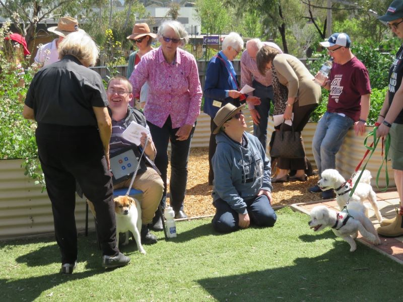 Pet Blessing and Launch of Noah's Ark Pet Ministry