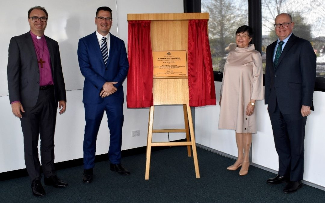 Burgmann Opens a New Senior School Building