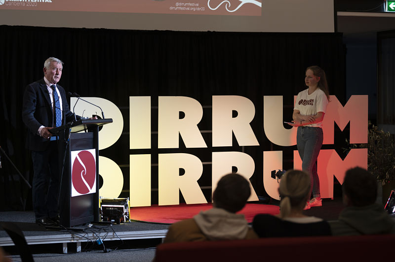 Dirrum Festival 2020: From Canberra to the World