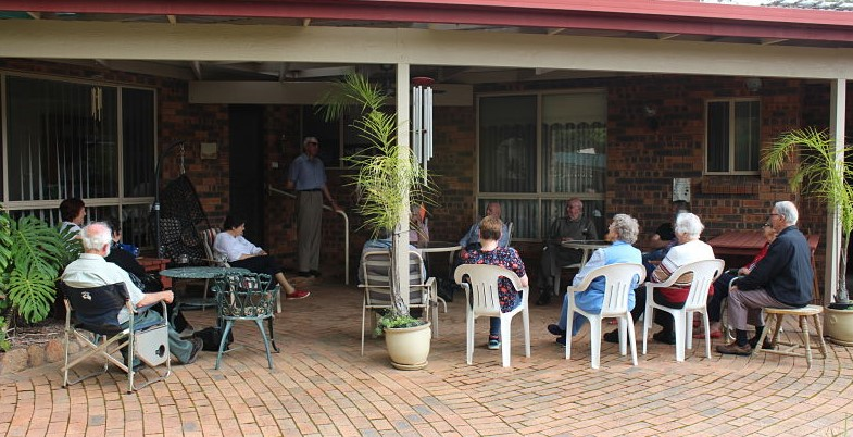 Wagga Wagga Friends Host Their Own Fund-Raiser Lunch