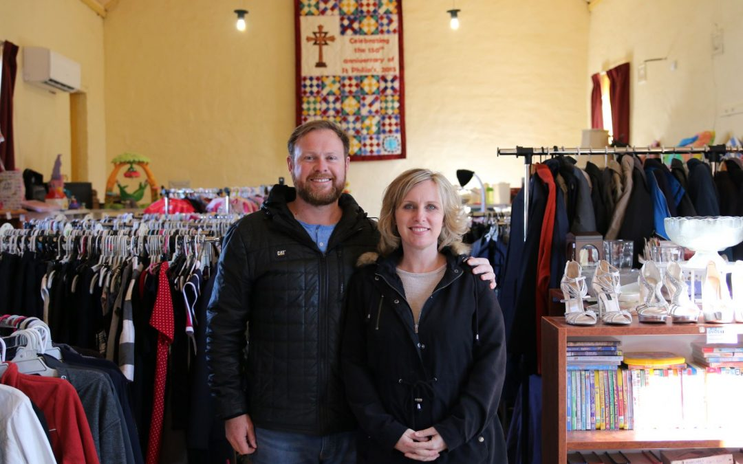 The Opportunity in Op Shops around the Diocese