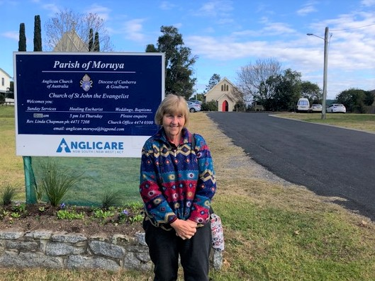 The First Bushfire Recovery Pastoral Care Worker