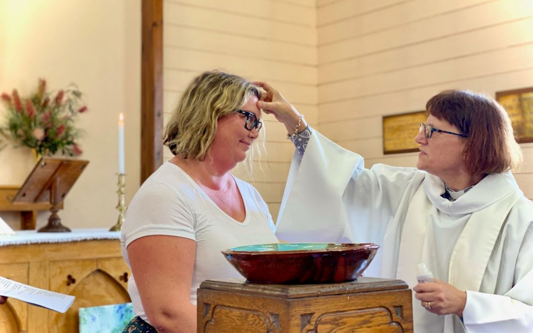 A Baptism in Eden