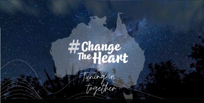 #Change the Heart