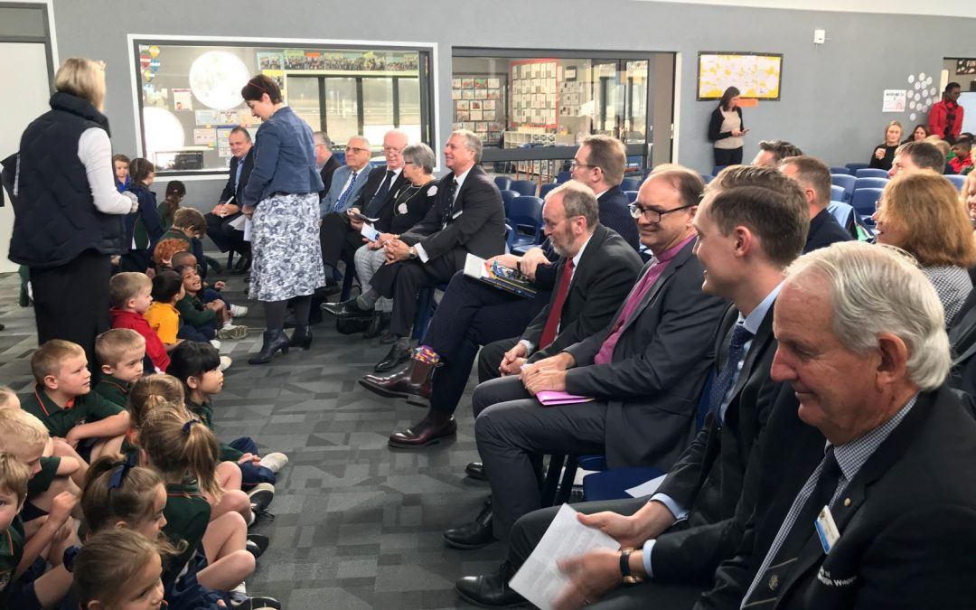 New Junior School Opens at The Riverina Anglican College