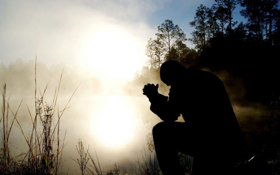 Bishop Mark Writes … On Prayer