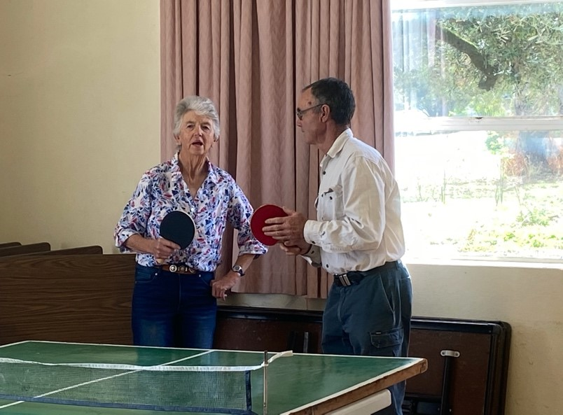 Boorowa Parish Gets Serious About Recycling … & Table Tennis